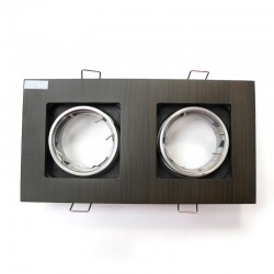 Odin Wenge Recessed Two lights 50W