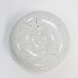 LED Flush mount 12W 3000K Round White