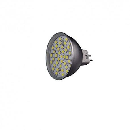 Bombilla LED G5.3, 7W, 4200K, 475Lm