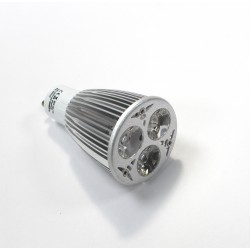Bombilla LED GU10 6W, 320lm, 2000K