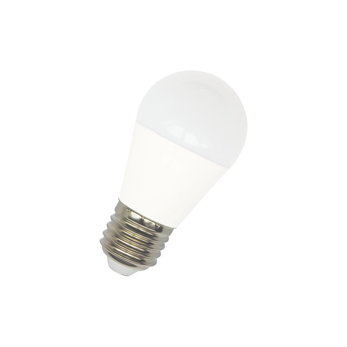 BOMBILLA LED ESFÉRICA E27 3000K 8W