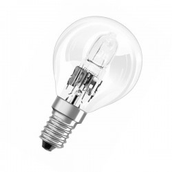 Spherical Halogen Bulb E14 30W 340lm