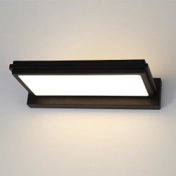 led wall light, adjustable 60W, 3000K NEW OR black