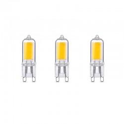 LED G9x3 2.5W 2700K 250lm