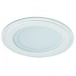 DOWNLIGHT LED 12W 4000K KAIRO REDONDO BLANCO
