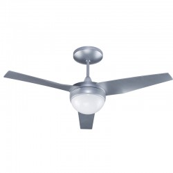 Ceiling fan - Capri silver