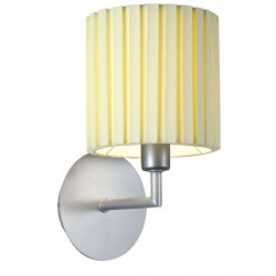 Wall Light Sconce  E14 Elos Yellow