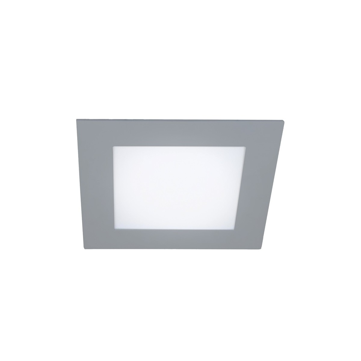 Know LED Downlight 6W 4000K Square Grey