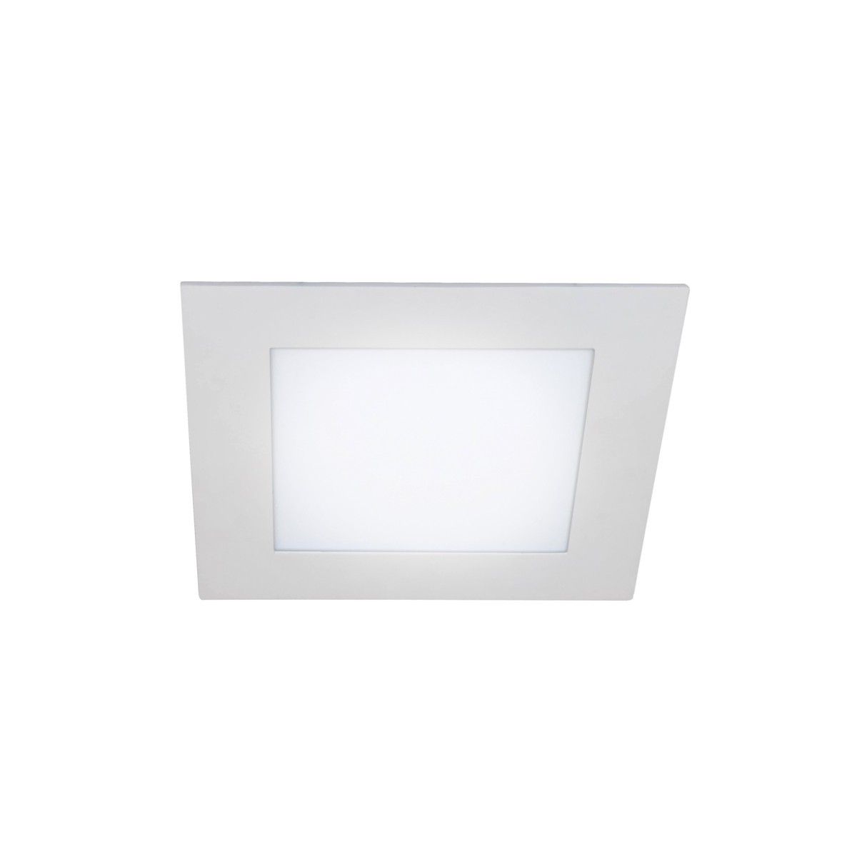 Know LED Downlight 6W 4000K Squared White