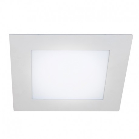 Empotrable LED 12W 4000K Know cuadrado blanco