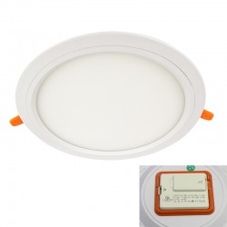 Sirion LED Downlight 25W 3000K Removable Drive
