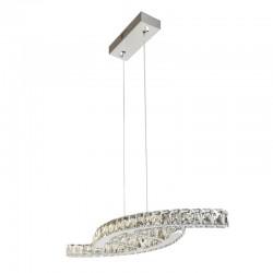 LAMPARA LED 24W CRISTAL K9 ALBA
