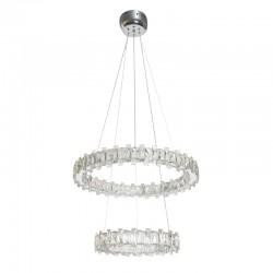 LAMPARA LED 46W CRISTAL K9 ALBA