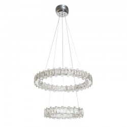 46W LED CEILING LAMP CRYSTAL K9 ALBA