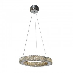 18W LED CEILING LAMP CRYSTAL K9 ALBA