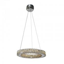 LAMPARA LED 18W CRISTAL K9 ALBA