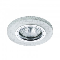 ROUND RECESSED GLASS LIGHT - KONY