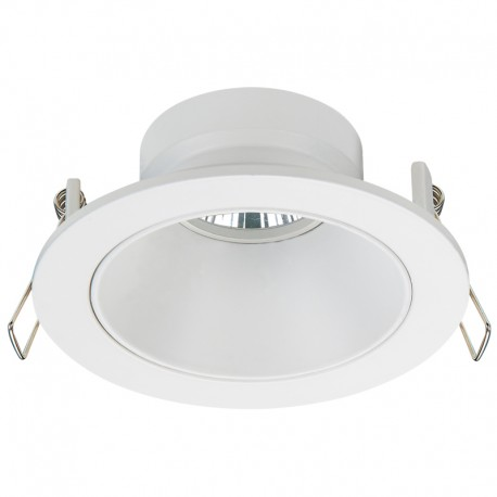 ZEUS FIXED IP23 RECESSED SPOTHLIGHT
