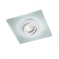 ICEBERG MOVABLE IP23 RECESSED SPOTLIGHT