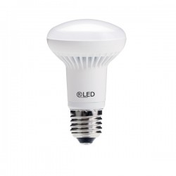 BOMBILLA LED R63 E27 8W...
