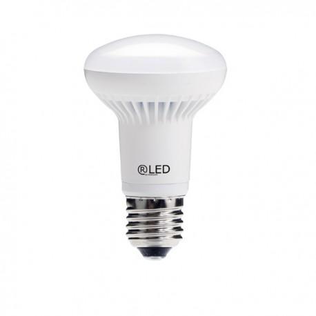 R63 LED E27 8W (4000ºK)