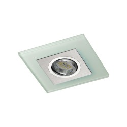 Iceberg Recessed LED Light Aluminium Cold Light (2,4W)