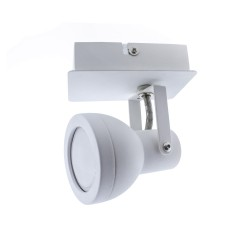 Heli 1 Spotlight GU10 White