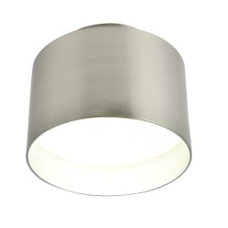 Ceiling lamp led 12W+4W ice white