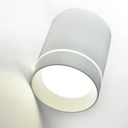 Aplique/empotrable led 9W Ice blanco