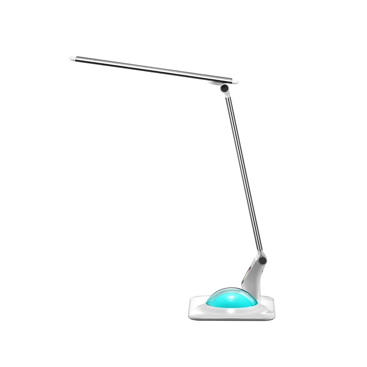 FLEXO LED RGB 9W 3 INTENSIDADES KRISTAC BLANCO