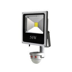 LED Flood Light 50W Pir Sensor