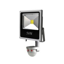 LED Floodlight 50W PIR Sensor