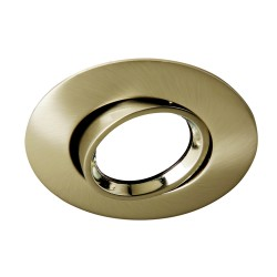 Terra Recessed Light Antique Brass