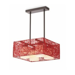 Alexandra Pendant Light Red...