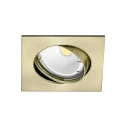 Eclo Recessed Light Satin Gold
