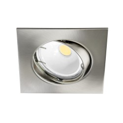 Eclo Recessed Light Nickel