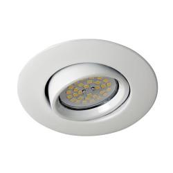 Terra Recessed Light White