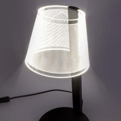 White 6W LED table lamp Elna