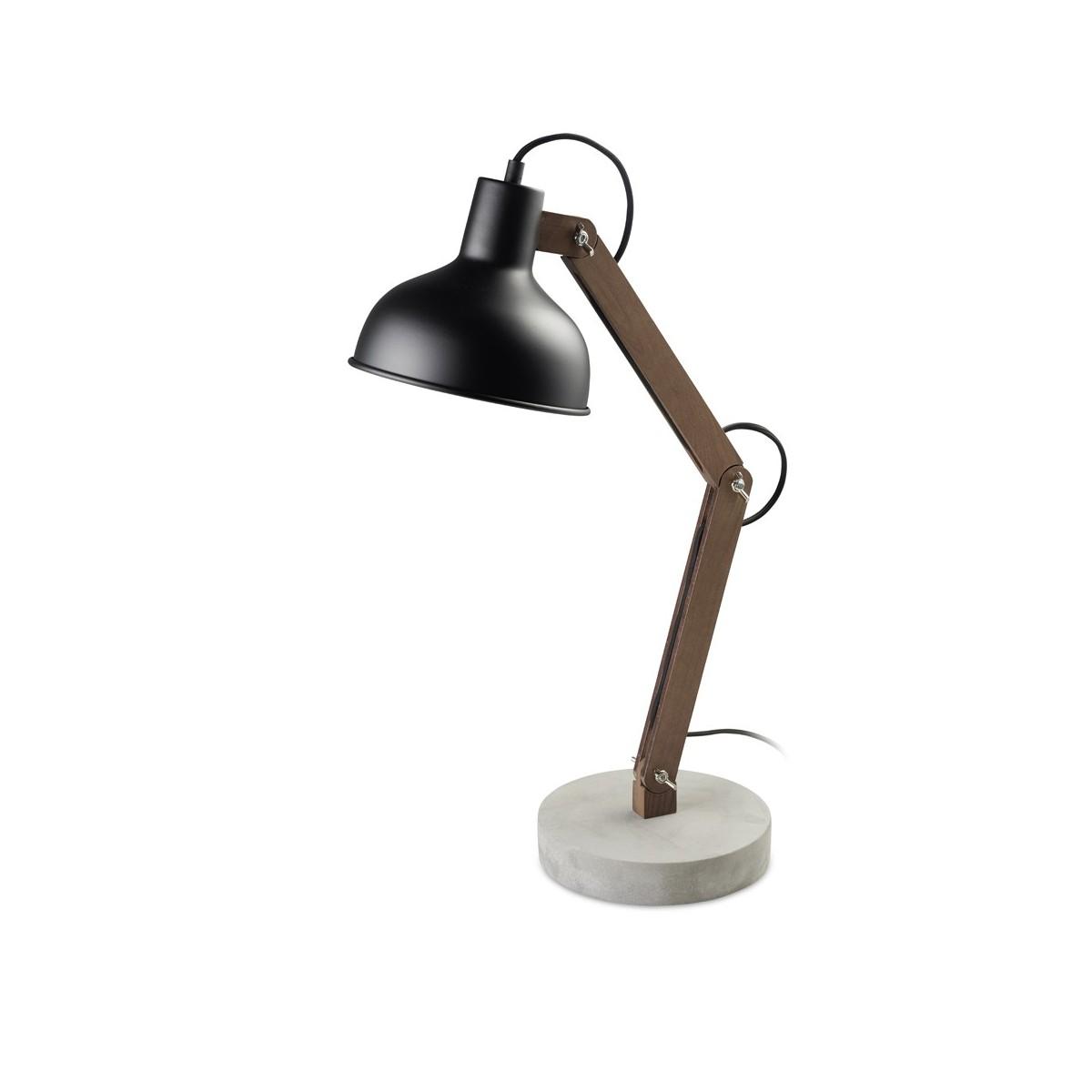 Flexo LED negro Aspen