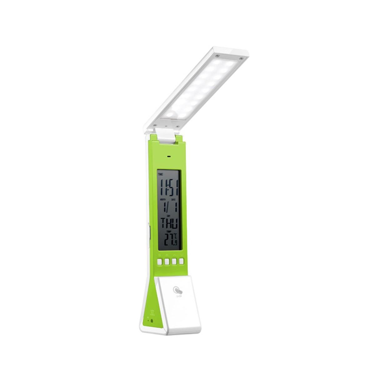 Multix LED Desk Lamp Green 1,8W