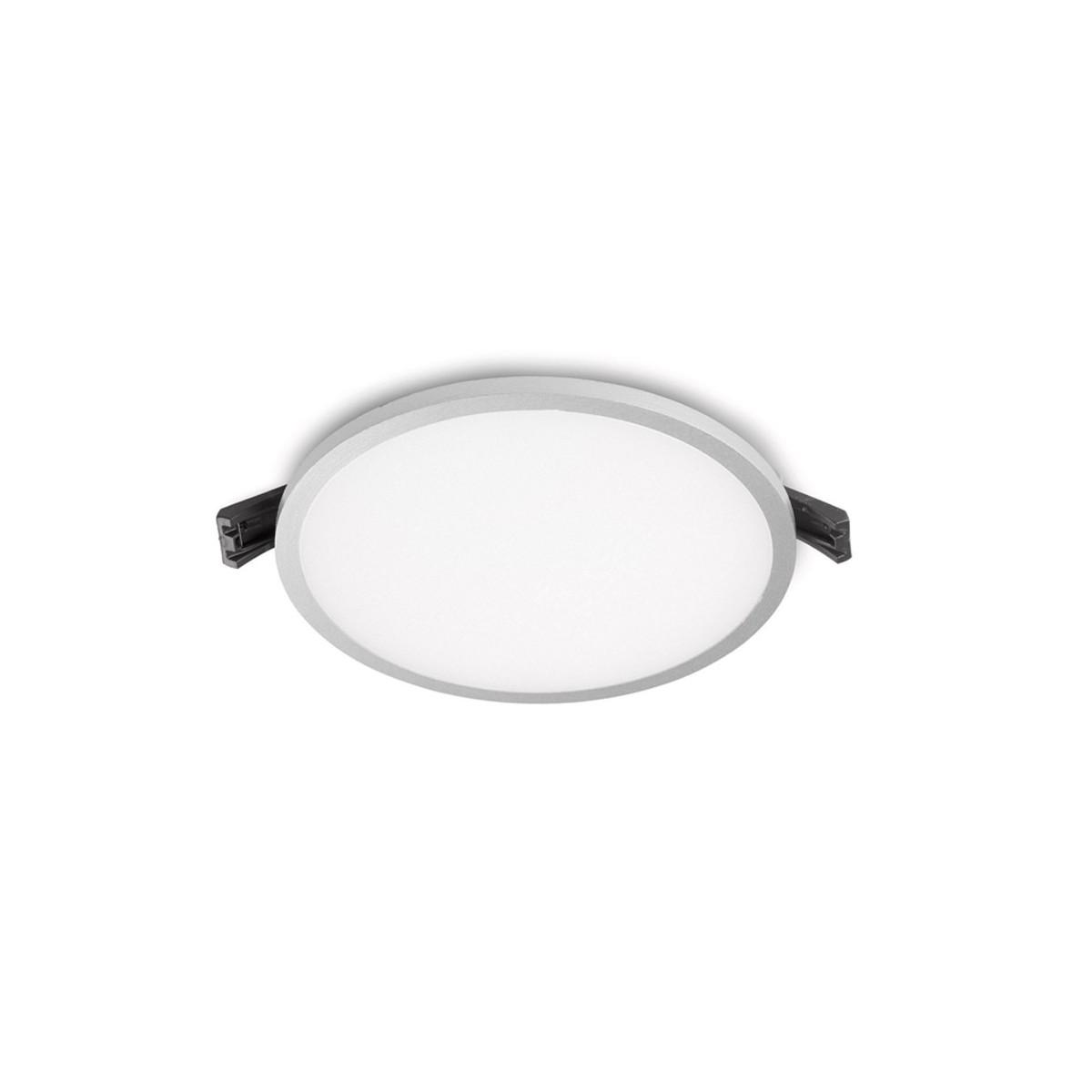 Luminaria LED para empotrar 30W 3000K Kaju blanco