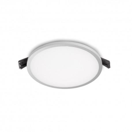 LED Flush ceiling Lamp 30W 3000K Kaju white