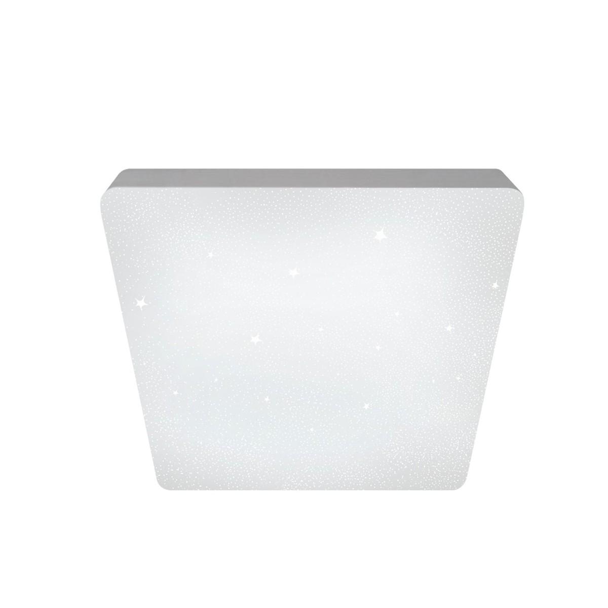 Plafón LED regulable 42w cuadrado Sever (2700-4000-6500K)