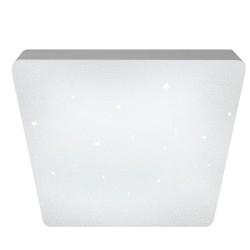 Sever Dimmable LED Flush Light 72W Star Effect Square