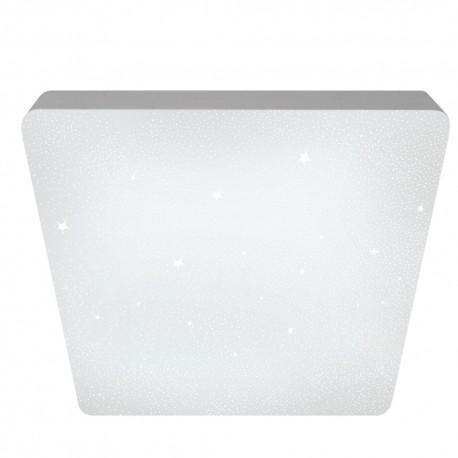 LED flush ceiling lamp 42W Sever star square