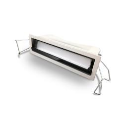 10W LED LINEAR RECESSED WALL WASHER