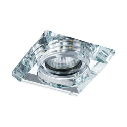 Crystal Square LED Recessed Light
