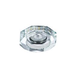 Gemo Octagonal Crystal Recessed Light