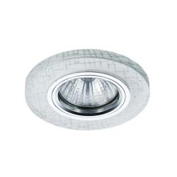 Kony Round Crystal LED Recessed Light GU10