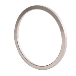 Nickel decorative ring Reto
